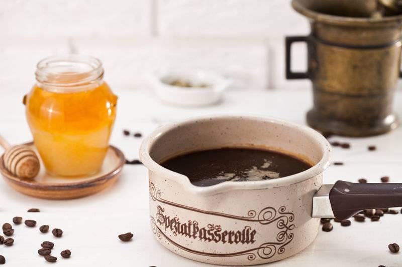 Как приготовить кофе с медом, чтобы он сохранил полезные свойства: топ 9 лучших рецептов кофе с медом