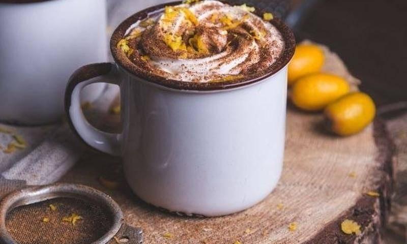 Настойка на апельсине ???? и кофе ☕ — три замечательных рецепта