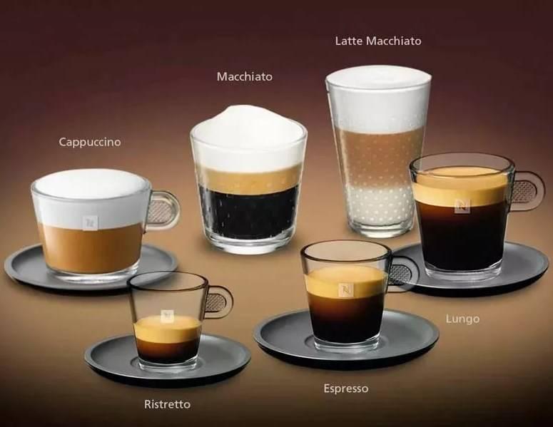 В какие стаканы наливают латте макиато: почему они прозрачные, стаканы делонги